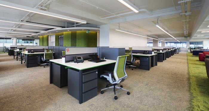 成都现代办公装修将迎来新一轮发展趋势