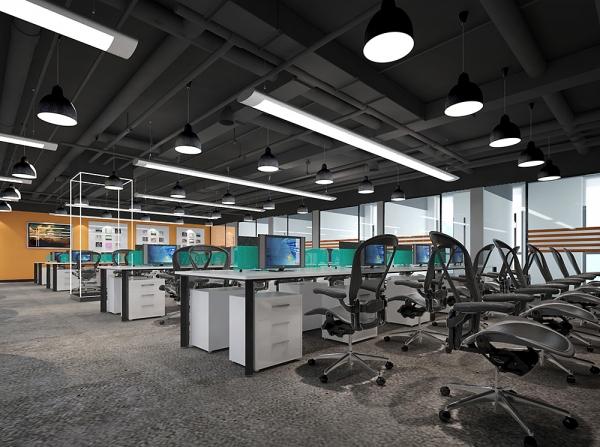 办公室装修这些地方都不能省钱