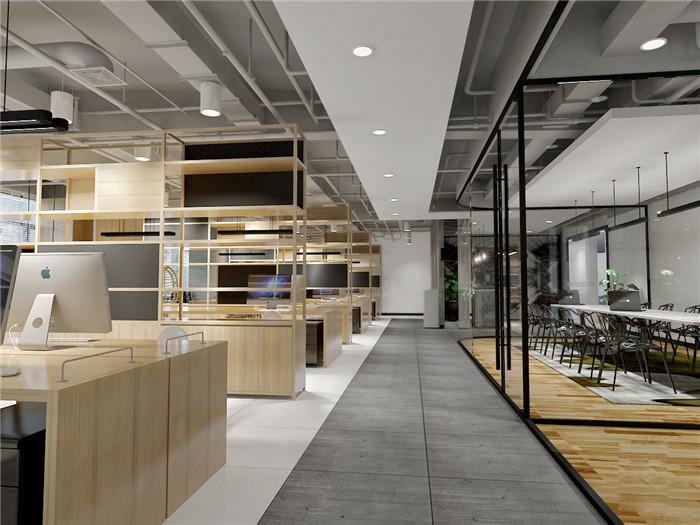 成都办公室装修设计公司