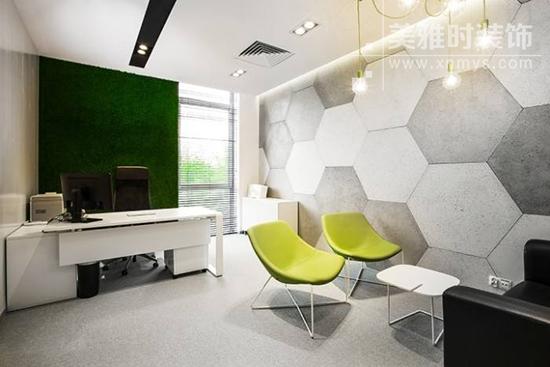 成都小型办公室如何设计装修又快又省钱?