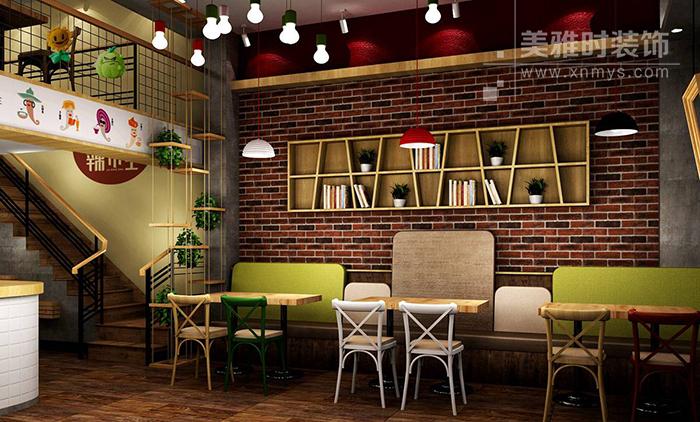 成都中高档餐厅100平装修大概要多少钱