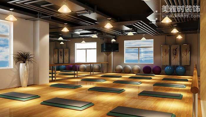 成都300平健身房设计装修-成都靠谱的健身房装修设计公司