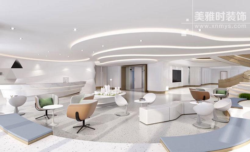 成都武侯区169平办公室咖啡室如何设计