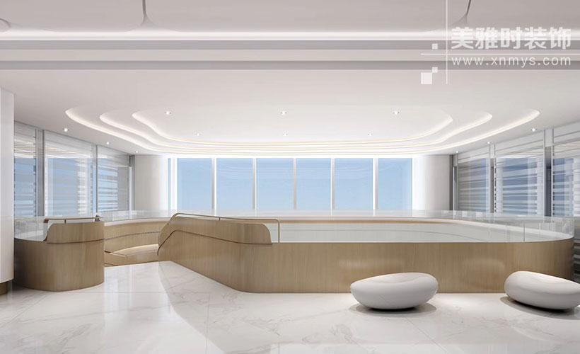 成都办公楼装修设计工程多久能做完