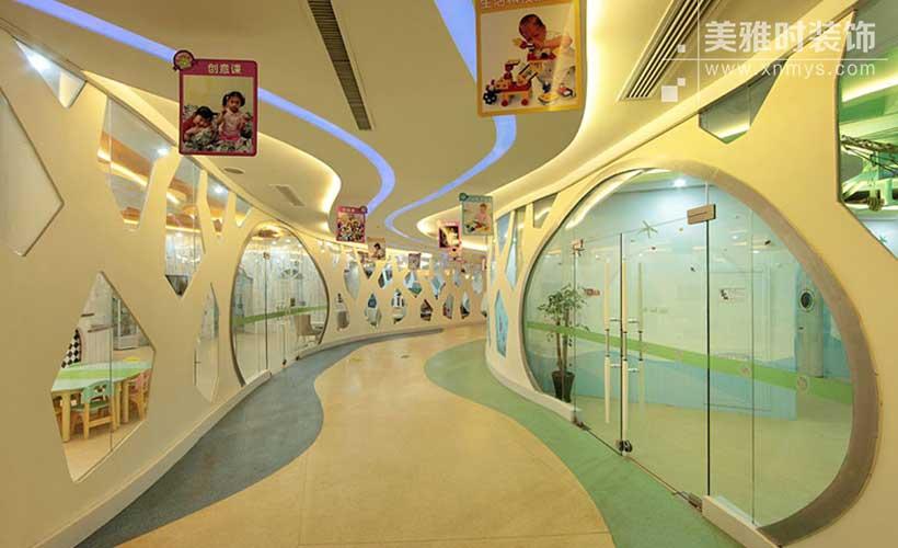 幼儿园设计开放性时要充分考虑的几个要点
