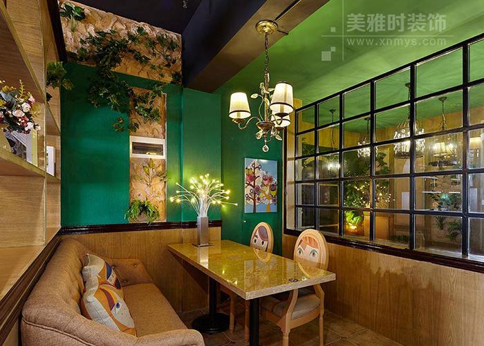 咖啡厅装修要点有哪些?咖啡店装修空间布局怎么划分?