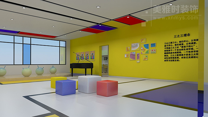 如何打造简单又实用的幼儿园区角设计?