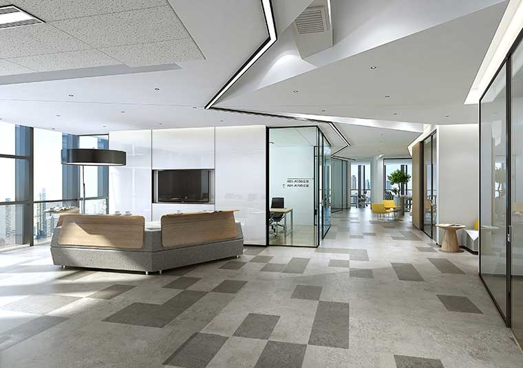 现代办公装修的设计理念是什么?
