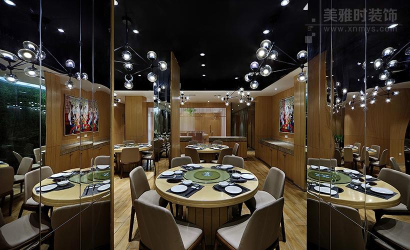 主题餐厅的装修设计考虑了哪些因素