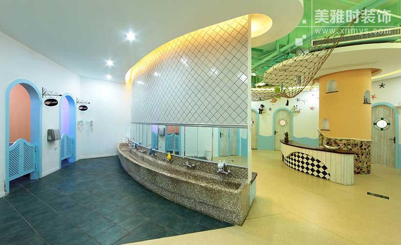 幼儿园教室墙面布置应该怎么设计-幼儿园环境设计